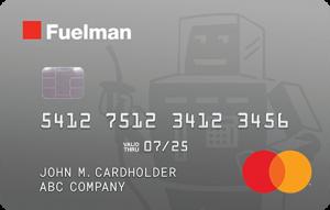 Fuelman Mastercard
