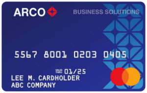 ARCO Business Solutions Mastercard
