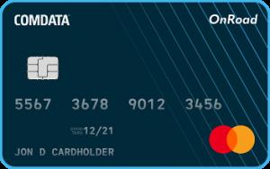 Comdata OnRoad Card