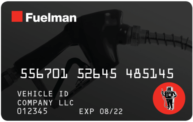 Fuelman fleet card