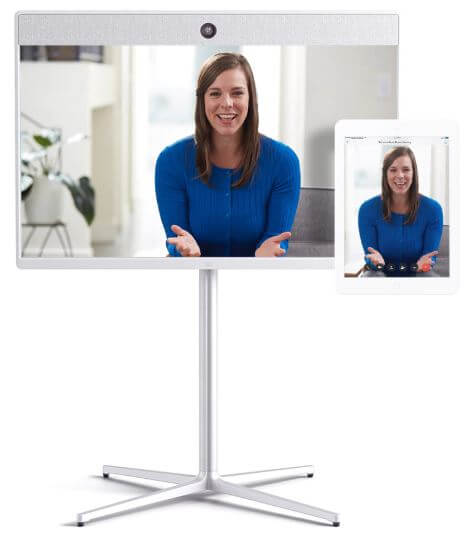 Webex video conferencing devices