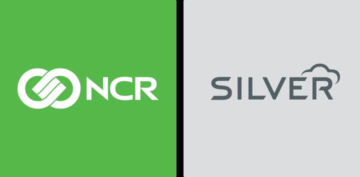 NCR Silver logo