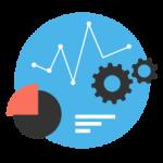 Integrate web analytics icon