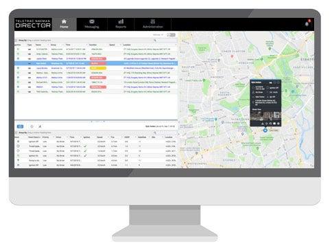 teletrac fleet management software director