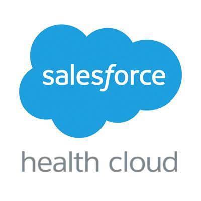 salesforce health cloud logo