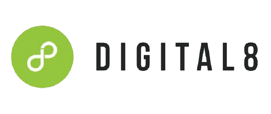 Digital8 logo