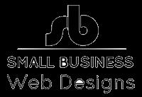 Small Business Web Designs logo