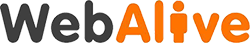 WebAlive logo