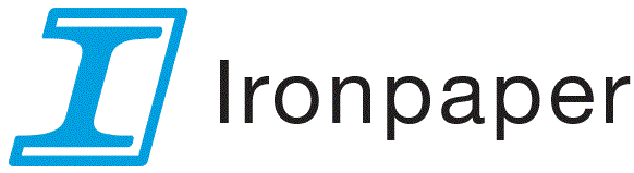 Ironpaper logo