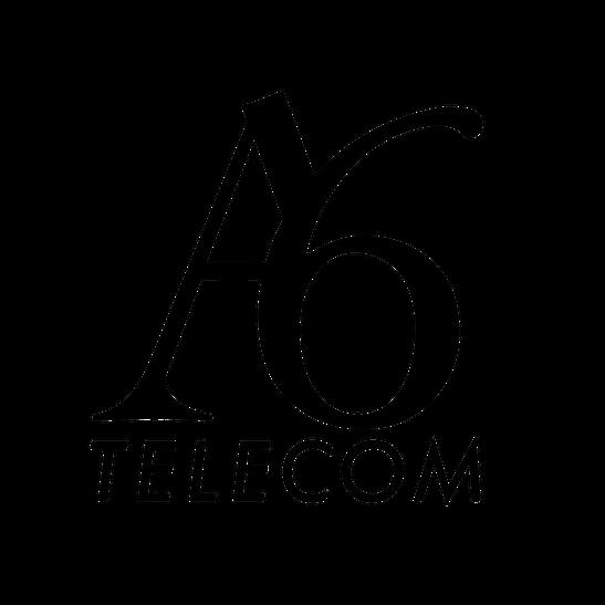 A6 Telecom logo