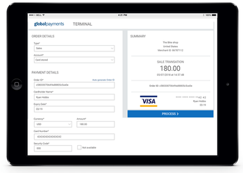 how to accept credit card payments with a virtual terminal