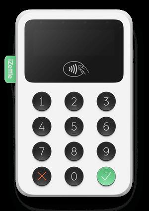 TPE sans contact iZettle Reader 2