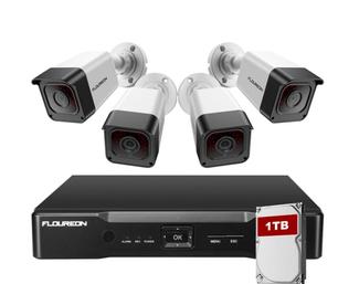 système de vidéosurveillance 8CH True Floureon