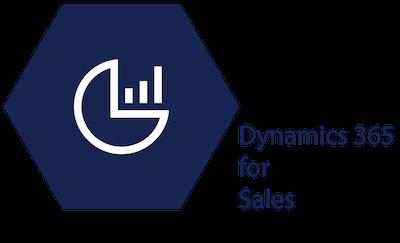 CRM Dynamics 365 for Sales logo