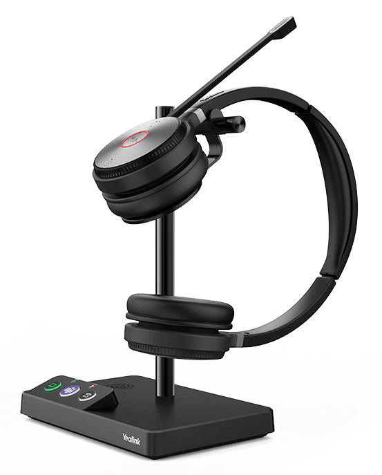 The Yealink WH62 headset