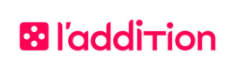 Logo de la caisse enregistreuse pour restaurant L'addition