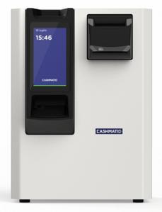 Monnayeur automatique Cashmatic Selfpay