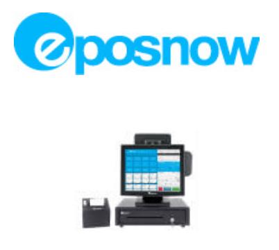 EPOS Now POS logo and terminal