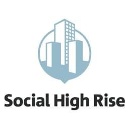 social high rise logo