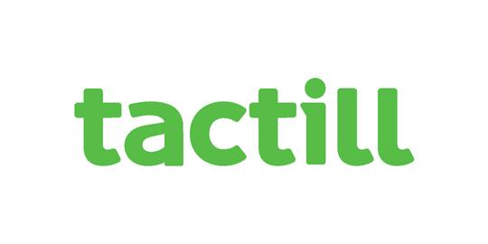 Logo de la caisse Tactill pour les épiceries