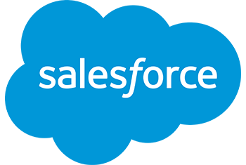 Salesforce CRM logo