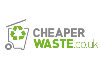 Cheaper Waste logo