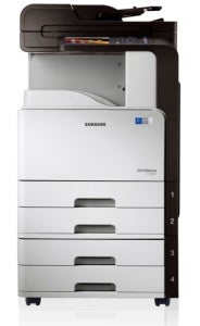 samsung clx multifunction photocopier printer review