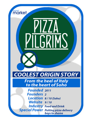 Pizza Pilgrims - Expert Market UK's Coolest Origin Story