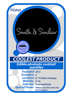 Smith & Sinclair - Expert Market UK's Coolest Product