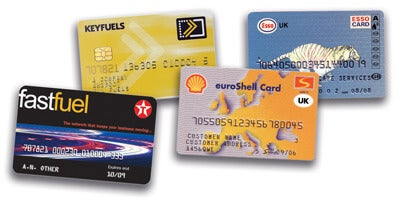 fuelcard company fuel cards options