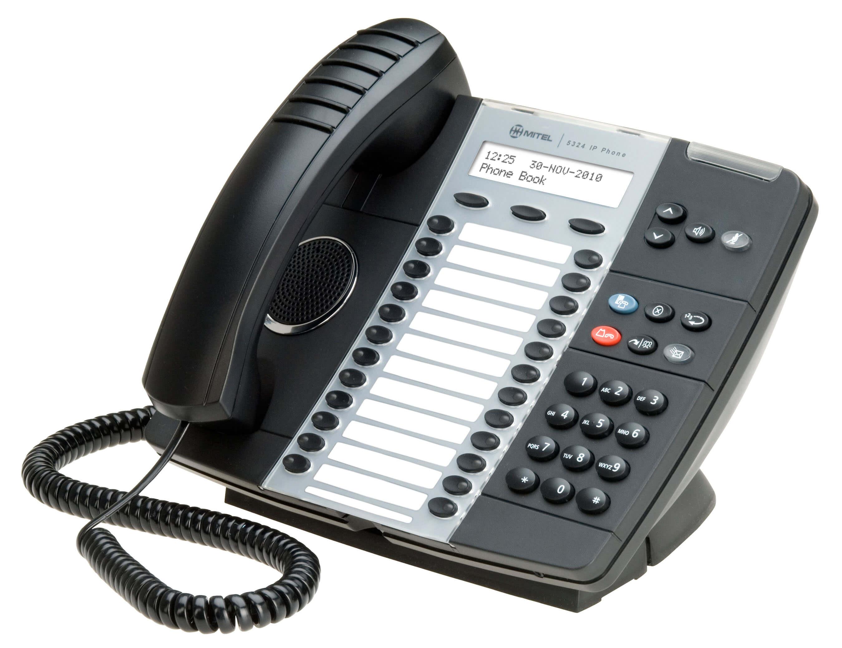Mitel MiVoice 5324 IP Phone