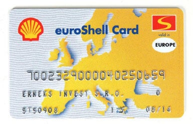 shell fuel card euroshell card