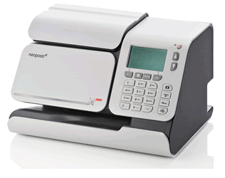 Neopost franking machine for small business