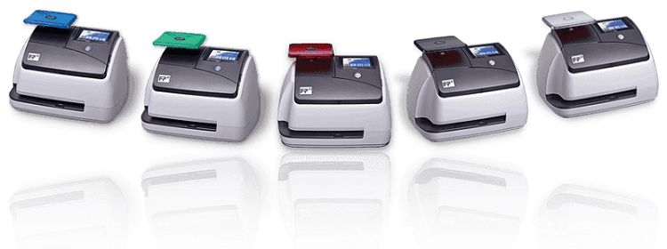 5 FP Postbase Mini machines