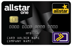 Allstar One fuel card