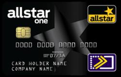 Allstar One fuel card