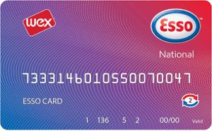 Esso Small Business Fuel Card
