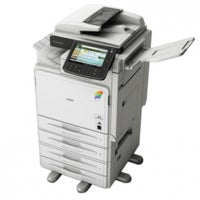 high volume ricoh photocopier