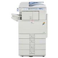 medium sized ricoh photocopiers