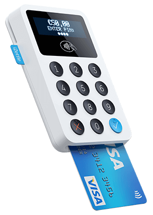 iZettle card machine for small businesses