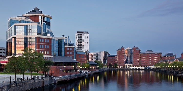 rent a desk Manchester