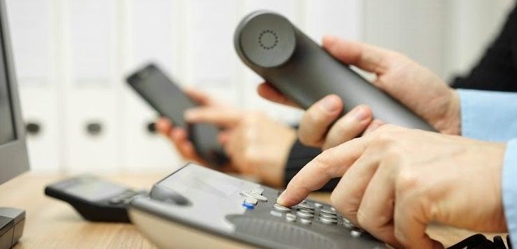 multi line phone system