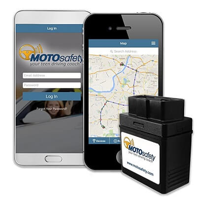 MOTOsafety OBD GPS Tracker Review