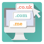 choose domain and email address