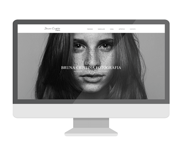 Bruna Cristina Wix Website